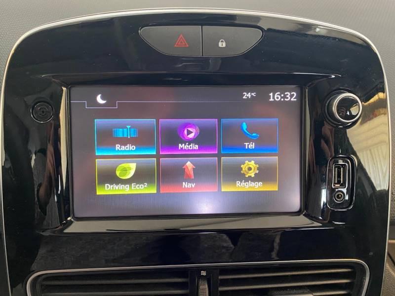 Renault Clio IV SOCIETE DCI 75 ENERGY AIR MEDIANAV  occasion à CONCARNEAU - photo n°10
