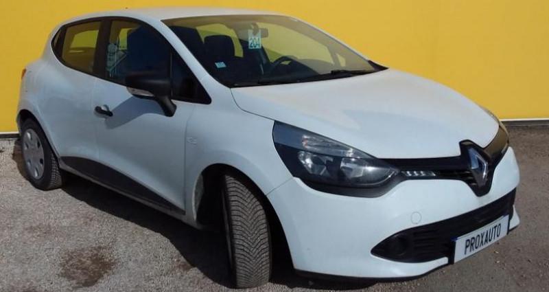 Renault Clio IV SOCIETE DCI 75 ENERGY AIR Blanc occasion à Fontenay-le-vicomte - photo n°3
