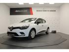 Renault Clio IV SOCIETE DCI 90 ENERGY ECO2 82G AIR Blanc à Mont de Marsan 40