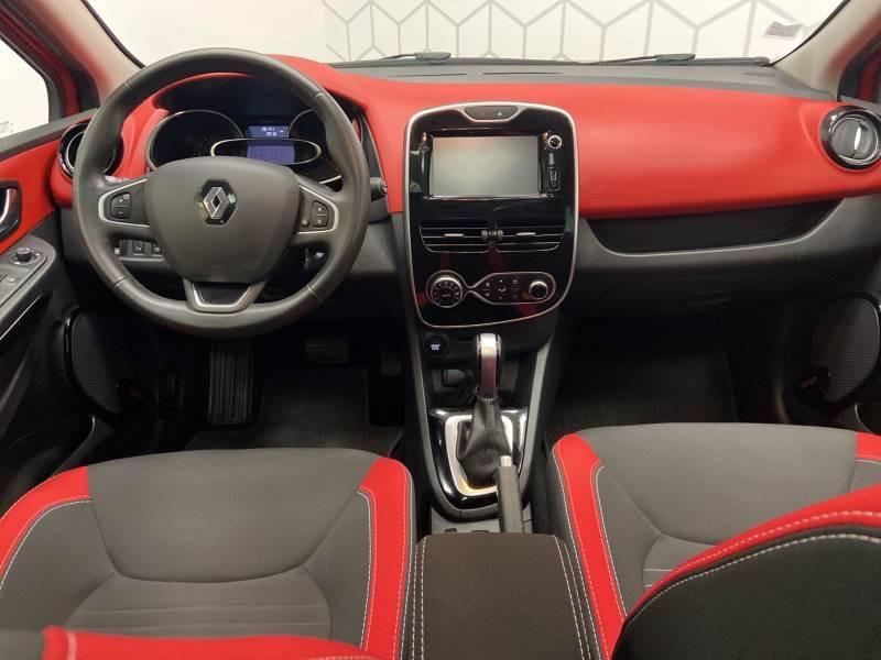 Renault Clio IV TCe 120 Intens EDC Rouge occasion à Mont de Marsan - photo n°13