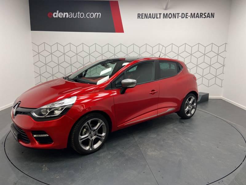 Renault Clio IV TCe 120 Intens EDC Rouge occasion à Mont de Marsan