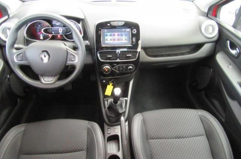 Renault Clio IV TCe 75 E6C Limited Rouge occasion à PLOERMEL - photo n°5