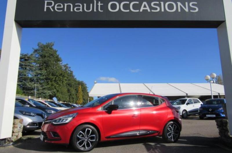 Renault Clio IV TCe 75 E6C Limited Rouge occasion à PLOERMEL