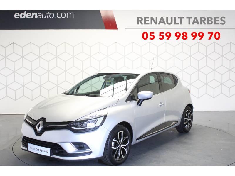 Renault Clio IV TCe 90 E6C Intens Gris occasion à TARBES