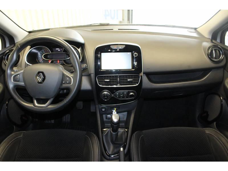 Renault Clio IV TCe 90 E6C Intens Gris occasion à TARBES - photo n°8
