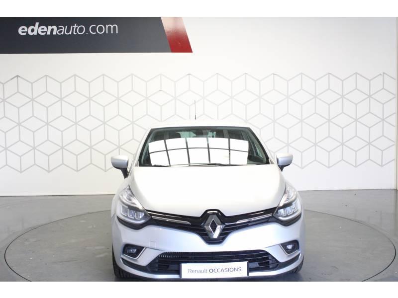 Renault Clio IV TCe 90 E6C Intens Gris occasion à TARBES - photo n°2