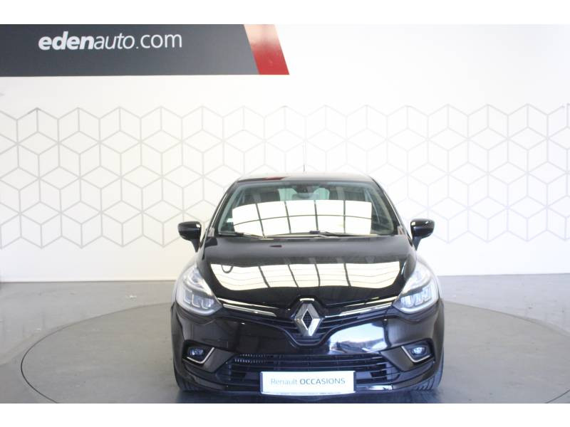 Renault Clio IV TCe 90 Energy Intens Noir occasion à TARBES - photo n°2