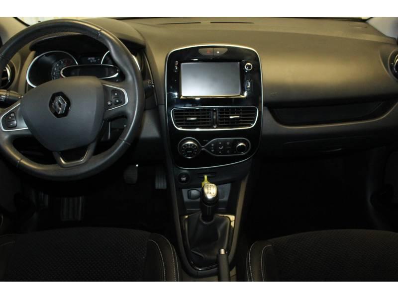 Renault Clio IV TCe 90 Energy Intens Noir occasion à TARBES - photo n°8
