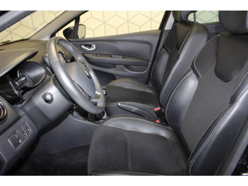 Renault Clio IV TCe 90 Energy Intens Noir occasion à TARBES - photo n°7