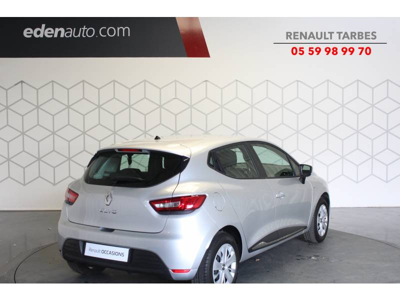 Renault Clio IV TCe 90 Trend Gris occasion à TARBES - photo n°5