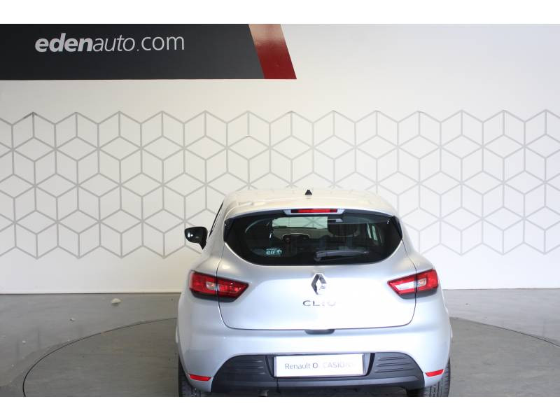 Renault Clio IV TCe 90 Trend Gris occasion à TARBES - photo n°4