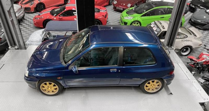 Renault Clio Renault CLIO WILLIAMS Phase 1 Numérotée Bleu occasion à SAINT LAURENT DU VAR - photo n°7