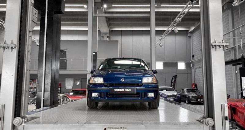 Renault Clio Renault CLIO WILLIAMS Phase 1 Numérotée Bleu occasion à SAINT LAURENT DU VAR - photo n°4
