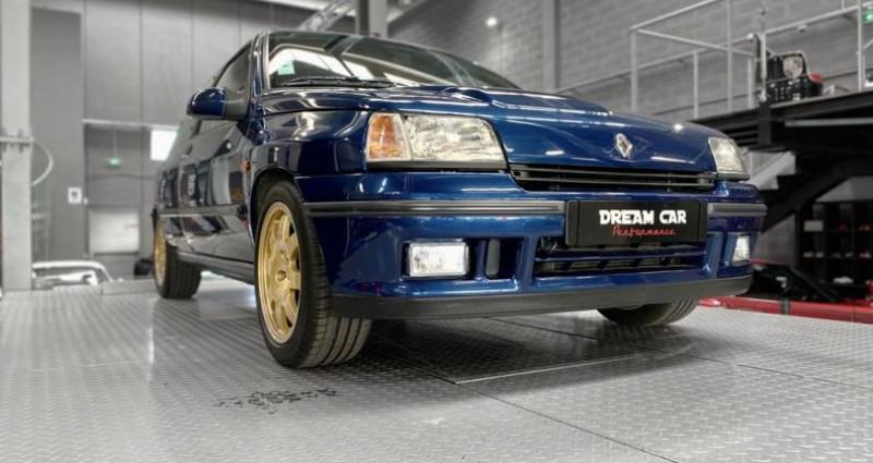 Renault Clio Renault CLIO WILLIAMS Phase 1 Numérotée Bleu occasion à SAINT LAURENT DU VAR - photo n°2