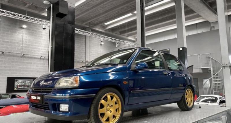 Renault Clio Renault CLIO WILLIAMS Phase 1 Numérotée Bleu occasion à SAINT LAURENT DU VAR