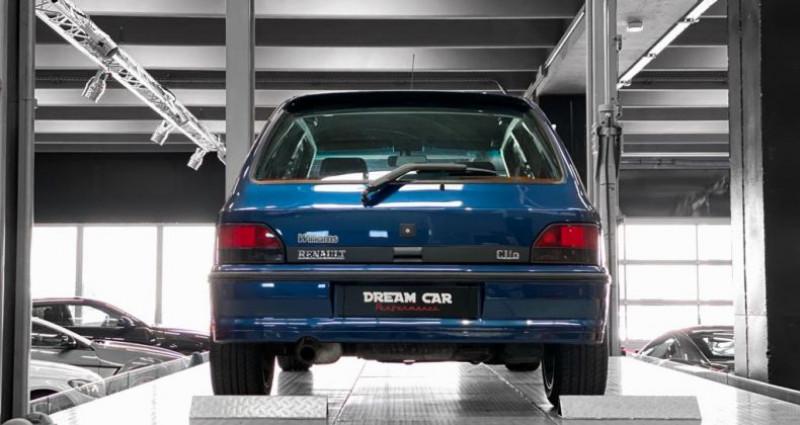 Renault Clio Renault CLIO WILLIAMS Phase 1 Numérotée Bleu occasion à SAINT LAURENT DU VAR - photo n°6