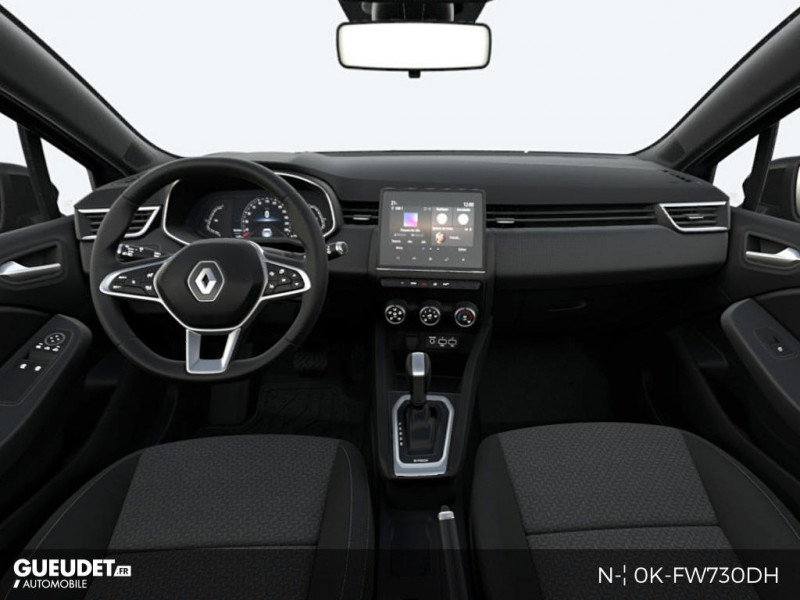 Renault Clio SL Limited E-TECH 140 Gris occasion à Abbeville - photo n°4