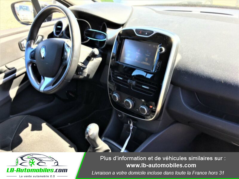 Renault Clio TCe 90 Blanc occasion à Beaupuy - photo n°2