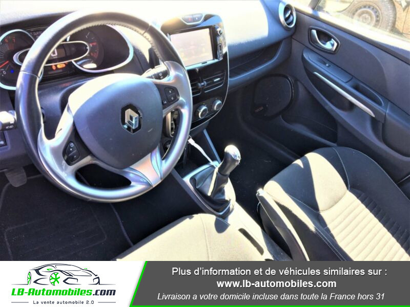 Renault Clio TCe 90 Blanc occasion à Beaupuy - photo n°4
