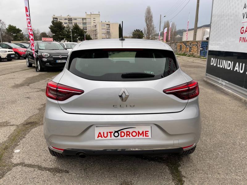 Renault Clio V 1.0 TCe 100ch Business (Clio 5) - 7 000 Kms Gris occasion à Marseille 10 - photo n°7