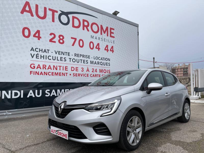 Renault Clio V 1.0 TCe 100ch Business (Clio 5) - 7 000 Kms Gris occasion à Marseille 10