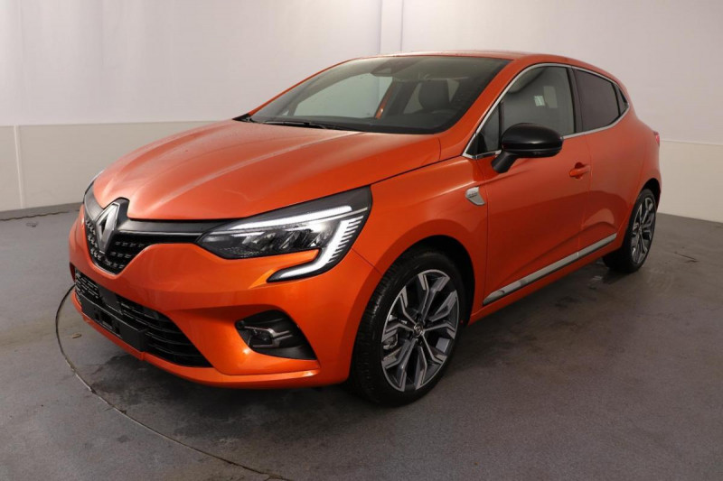 Renault Clio V 1.0 TCE 100CH EDITION ONE Orange occasion à Aubière