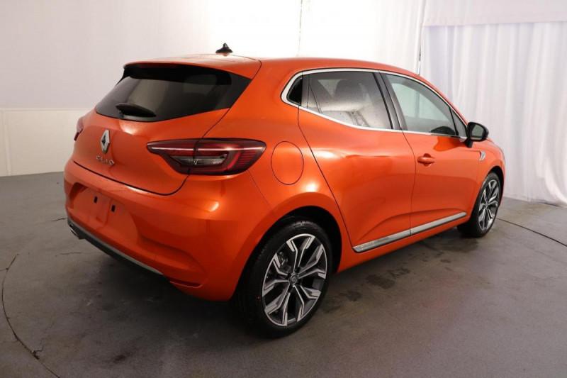 Renault Clio V 1.0 TCE 100CH EDITION ONE Orange occasion à Aubière - photo n°3