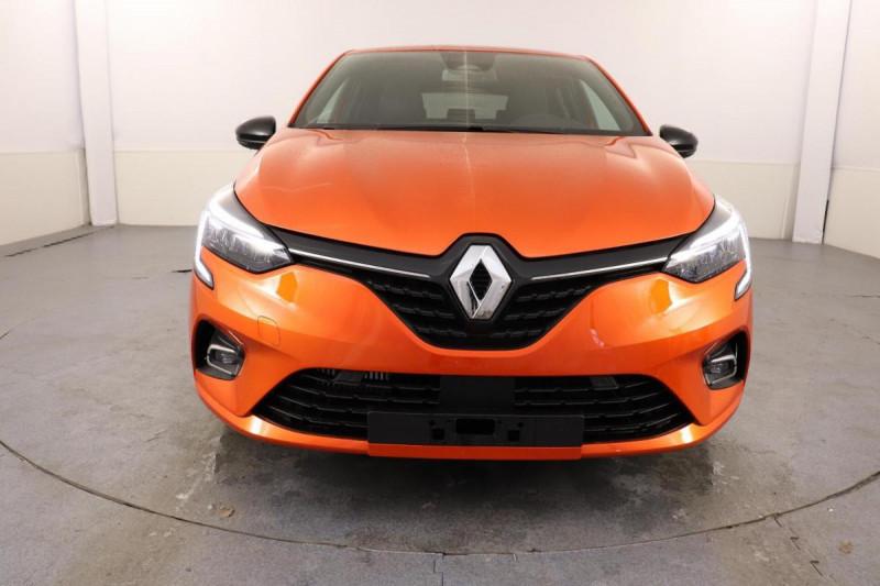 Renault Clio V 1.0 TCE 100CH EDITION ONE Orange occasion à Aubière - photo n°2