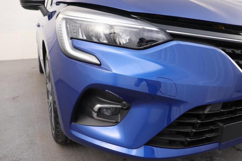 Renault Clio V 1.0 TCE 100CH EDITION ONE Bleu occasion à Saint-Grégoire - photo n°8