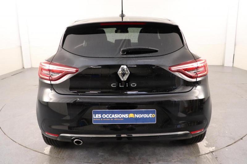 Renault Clio V 1.0 TCE 100CH EDITION ONE Noir occasion à Aubagne - photo n°4