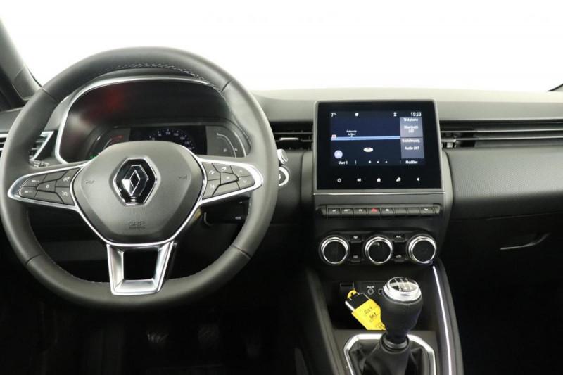 Renault Clio V 1.0 TCE 100CH EDITION ONE Noir occasion à Aubagne - photo n°5