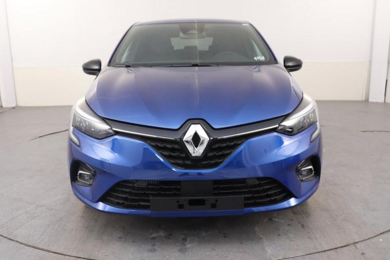 Renault Clio V 1.0 TCE 100CH EDITION ONE Bleu occasion à Saint-Grégoire - photo n°2