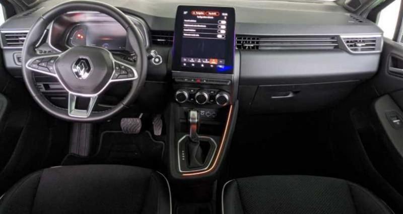 Renault Clio V 1.3 TCe 130 EDC FAP Intens Noir occasion à SAINT FULGENT - photo n°4