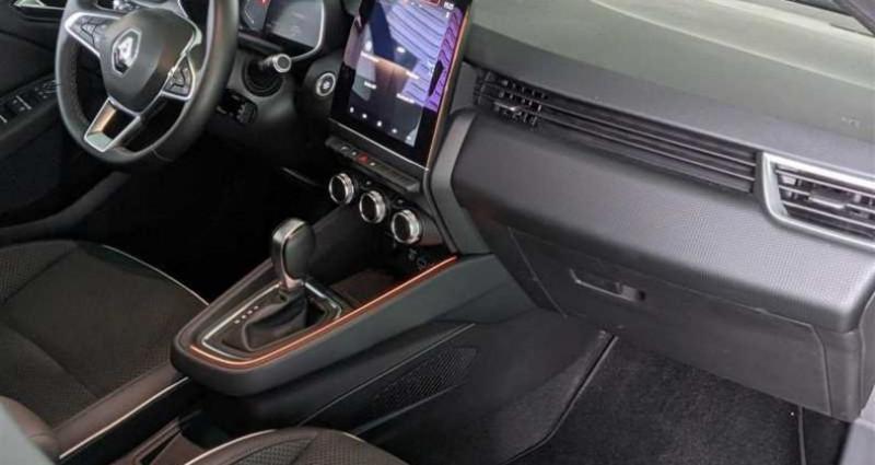 Renault Clio V 1.3 TCe 130 EDC FAP Intens Noir occasion à SAINT FULGENT - photo n°2
