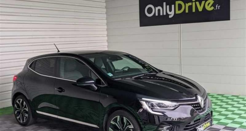 Renault Clio V 1.3 TCe 130 EDC FAP Intens Noir occasion à SAINT FULGENT