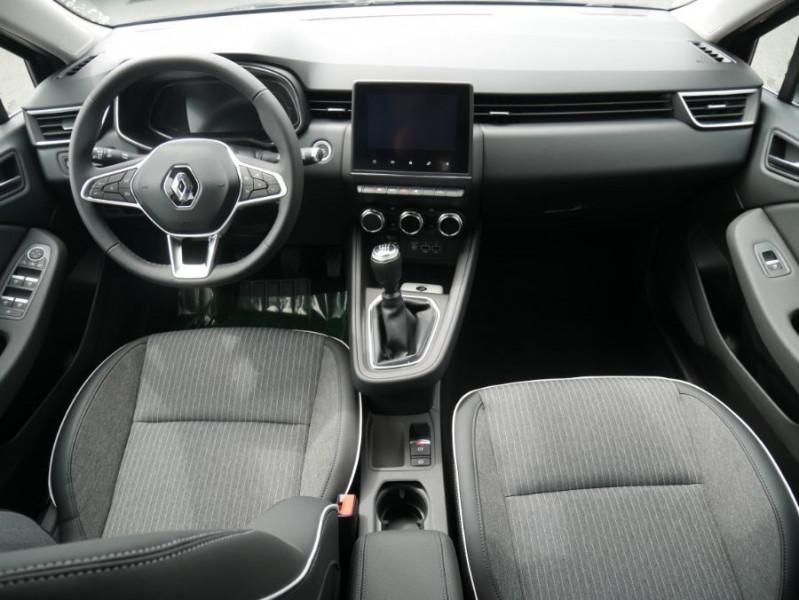 Renault Clio V 1.5 Blue dCi 115 INTENS GPS Caméra 360° Full LED Gris occasion à Toulouse - photo n°10