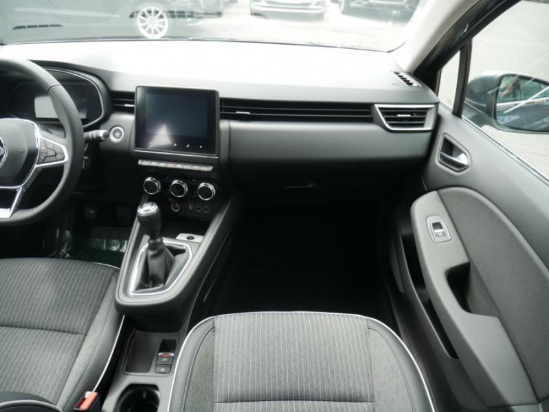 Renault Clio V 1.5 Blue dCi 115 INTENS GPS Caméra 360° Full LED Gris occasion à Toulouse - photo n°12