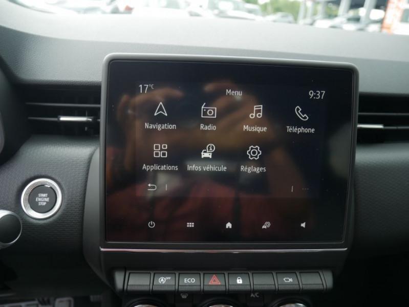 Renault Clio V 1.5 Blue dCi 115 INTENS GPS Caméra 360° Full LED Gris occasion à Toulouse - photo n°15