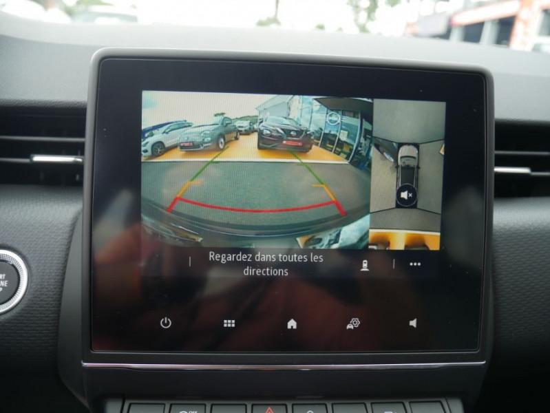 Renault Clio V 1.5 Blue dCi 115 INTENS GPS Caméra 360° Full LED Gris occasion à Toulouse - photo n°20