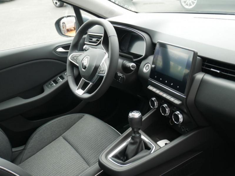 Renault Clio V 1.5 Blue dCi 115 INTENS GPS Caméra 360° Full LED Gris occasion à Toulouse - photo n°8
