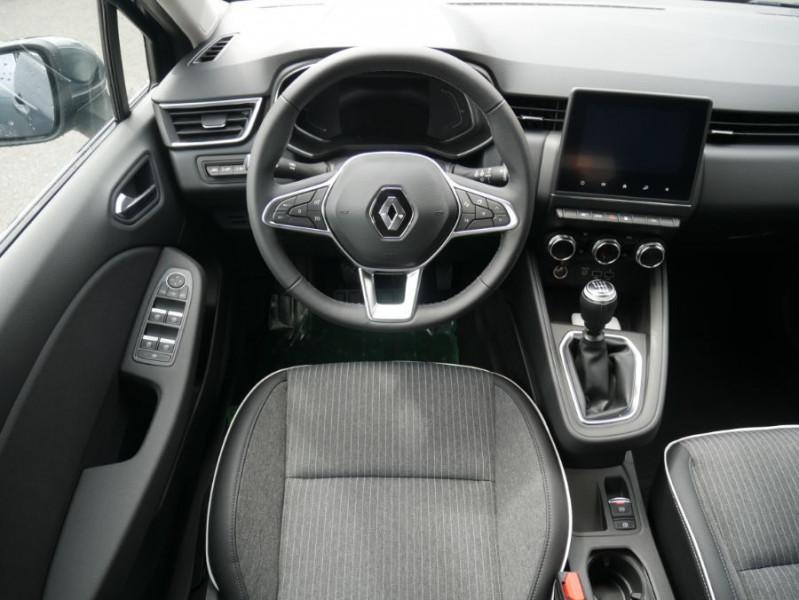 Renault Clio V 1.5 Blue dCi 115 INTENS GPS Caméra 360° Full LED Gris occasion à Toulouse - photo n°11