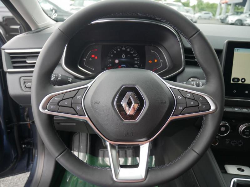 Renault Clio V 1.5 Blue dCi 115 INTENS GPS Caméra 360° Full LED Gris occasion à Toulouse - photo n°17