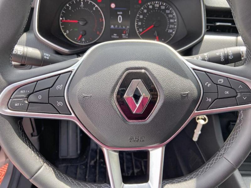 Renault Clio V 1.5 Blue dCi 85 BV6 BUSINESS GPS Gris occasion à Lescure-d'Albigeois - photo n°16