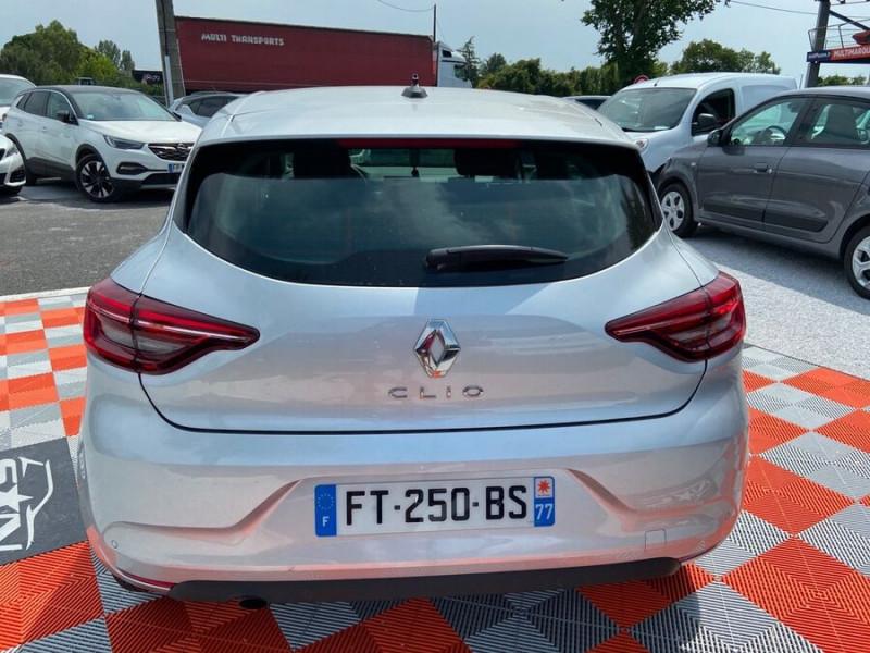 Renault Clio V 1.5 Blue dCi 85 BV6 BUSINESS GPS Gris occasion à Lescure-d'Albigeois - photo n°6