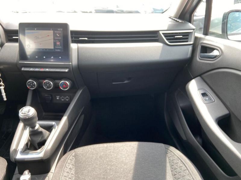 Renault Clio V 1.5 Blue dCi 85 BV6 BUSINESS GPS Gris occasion à Lescure-d'Albigeois - photo n°12