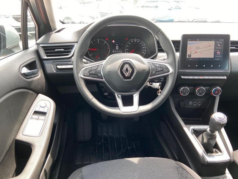 Renault Clio V 1.5 Blue dCi 85 BV6 BUSINESS GPS Gris occasion à Lescure-d'Albigeois - photo n°11