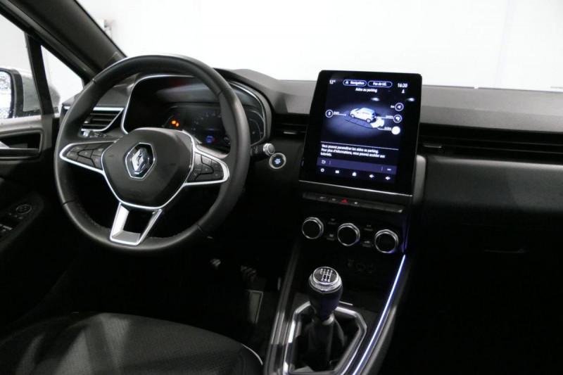 Renault Clio V Blue dCi 115 Intens Gris occasion à LANNION - photo n°7