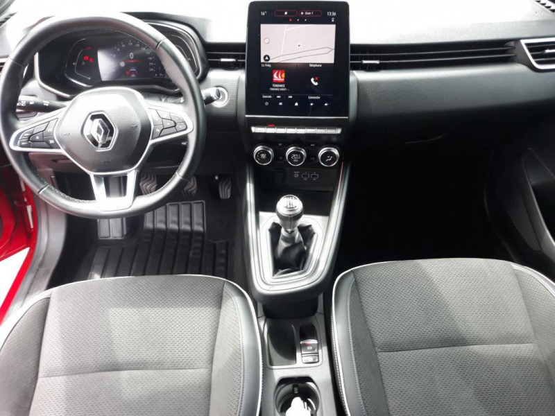 Renault Clio V Blue dCi 115 Intens Rouge occasion à COUTANCES - photo n°6