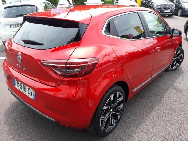 Renault Clio V Blue dCi 115 Intens Rouge occasion à COUTANCES - photo n°3