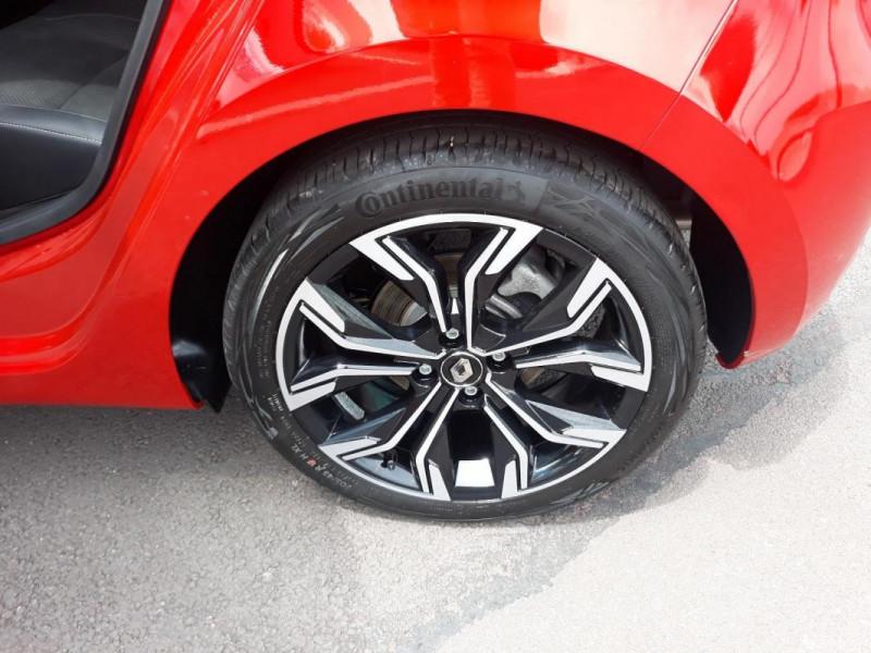 Renault Clio V Blue dCi 115 Intens Rouge occasion à COUTANCES - photo n°10